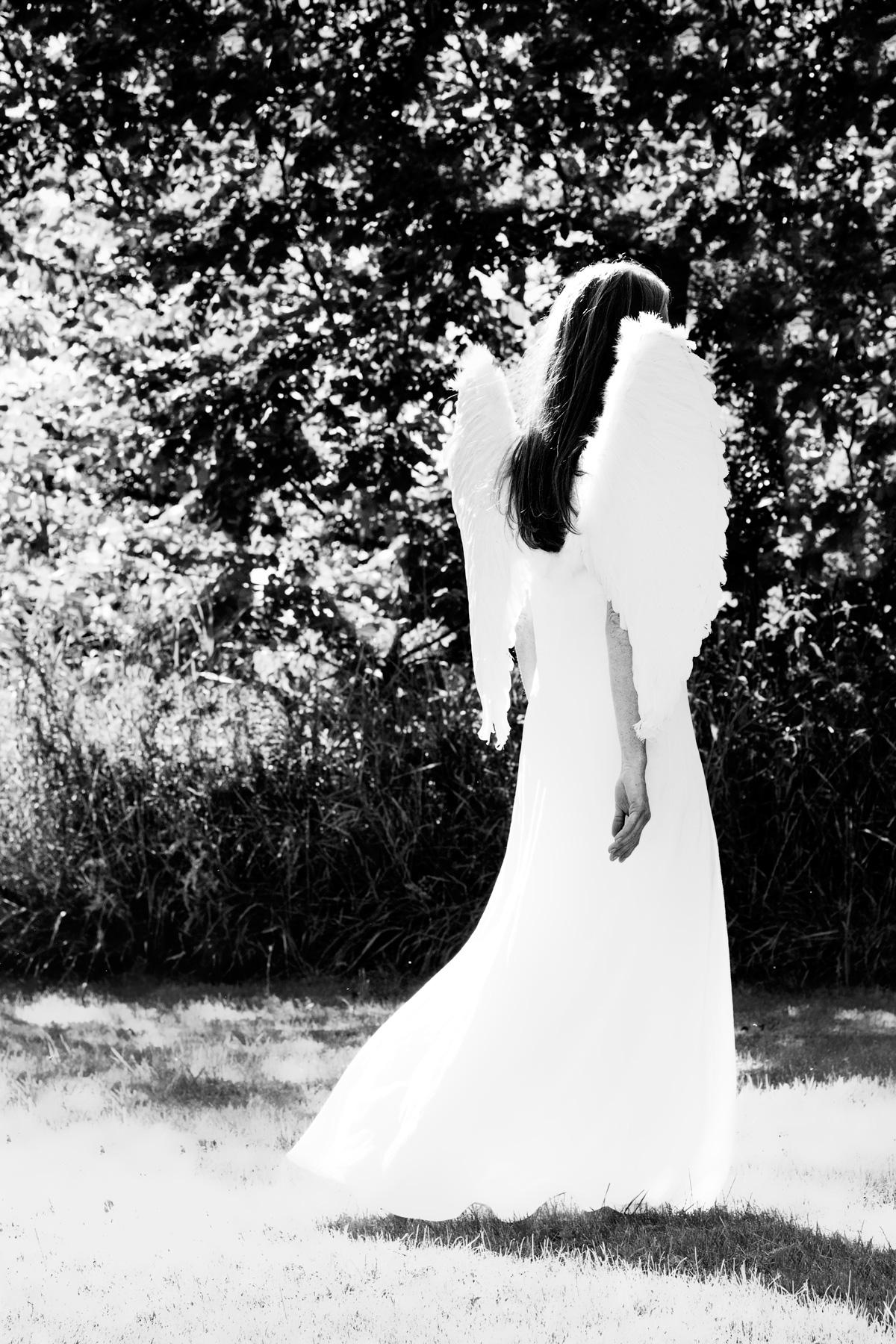 Zwart-wit foto's van Kim Haaxma